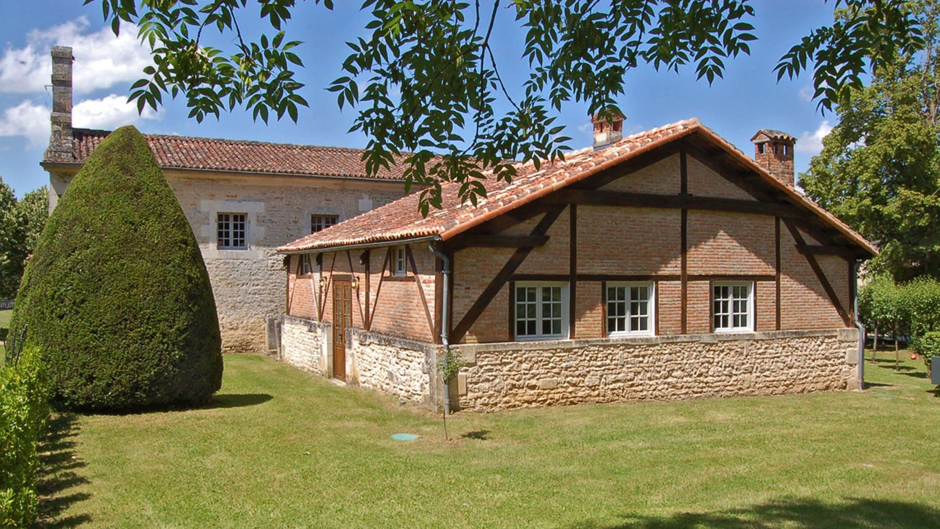 Gîte du château de La Roche Courbon